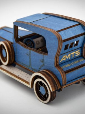 TimbeWorks fa modellautó Oldtimer