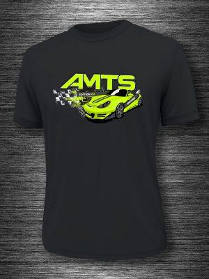 AMTS Edition 20 Porsche férfi póló