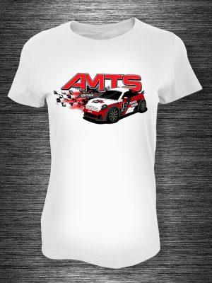 AMTS Mini Cooper Edition 21 női póló